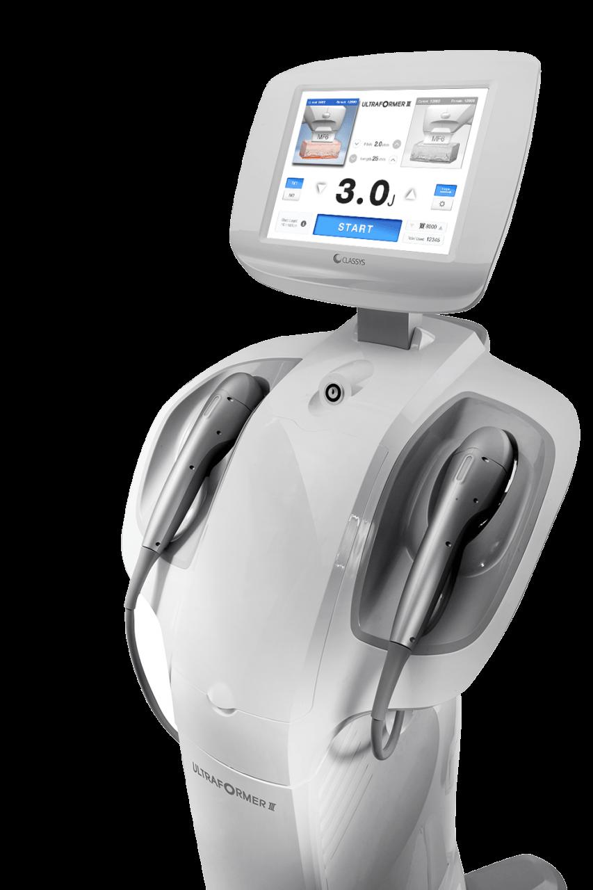 SMAS-лифтинг Ultraformer 3