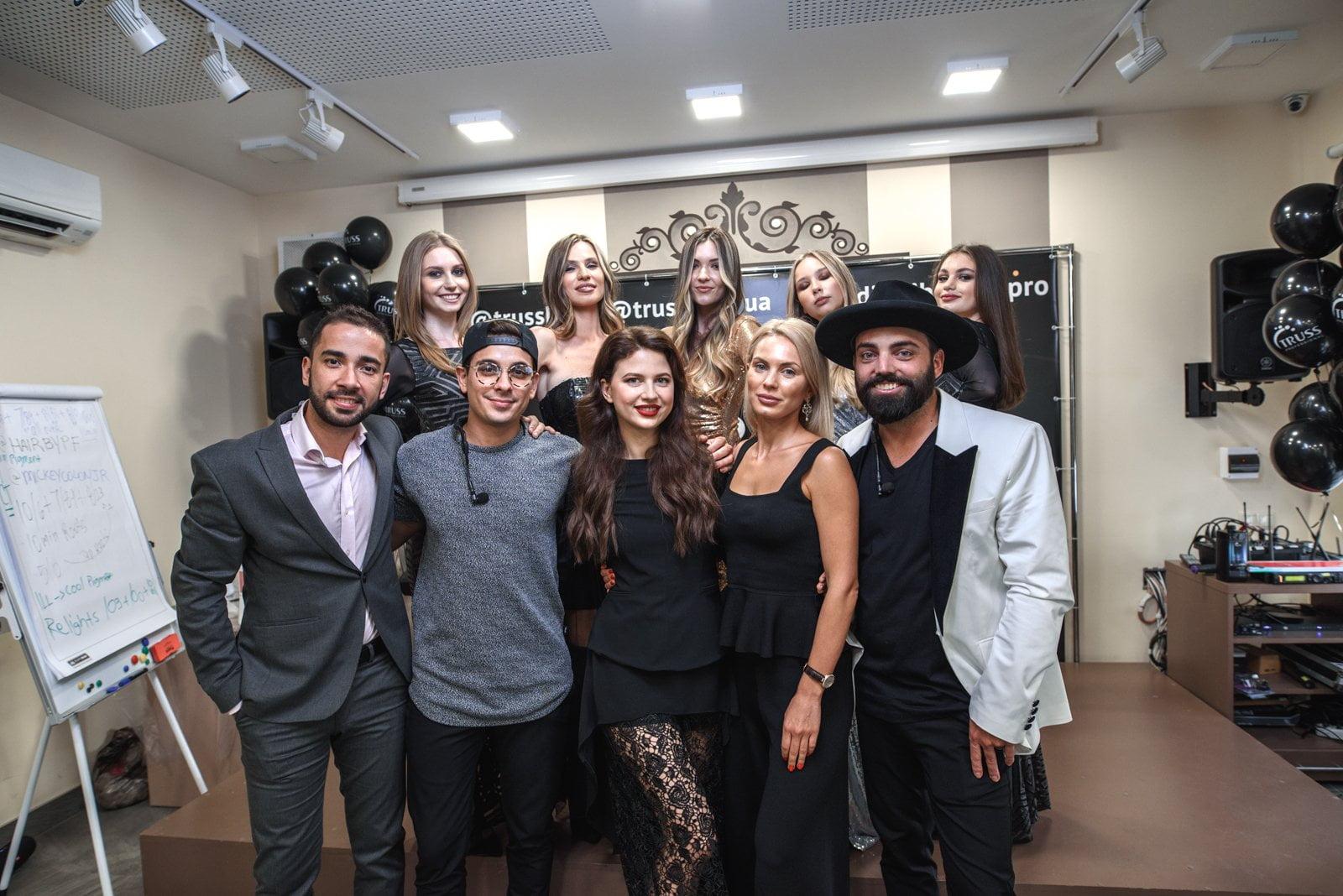 LA Distribution открыла Украине новый бренд косметики для волос премиум-класса